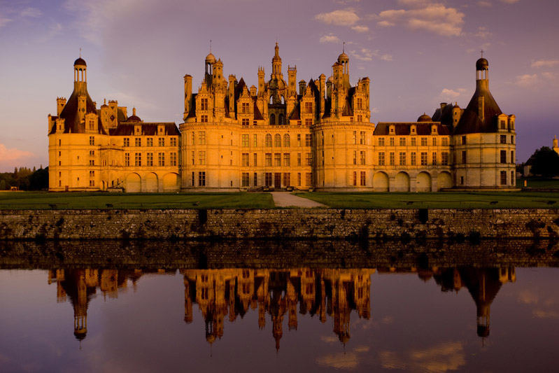 Castle-in-Loire
